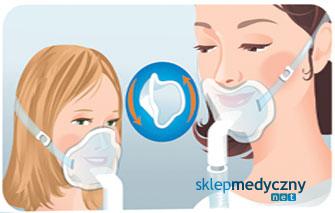 Inhalator t³okowy dla dzieci PIC Solution Mr HIPPO