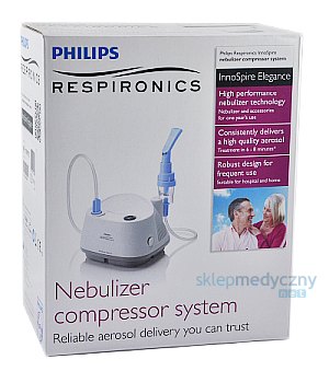 Inhalator Philips Elegance