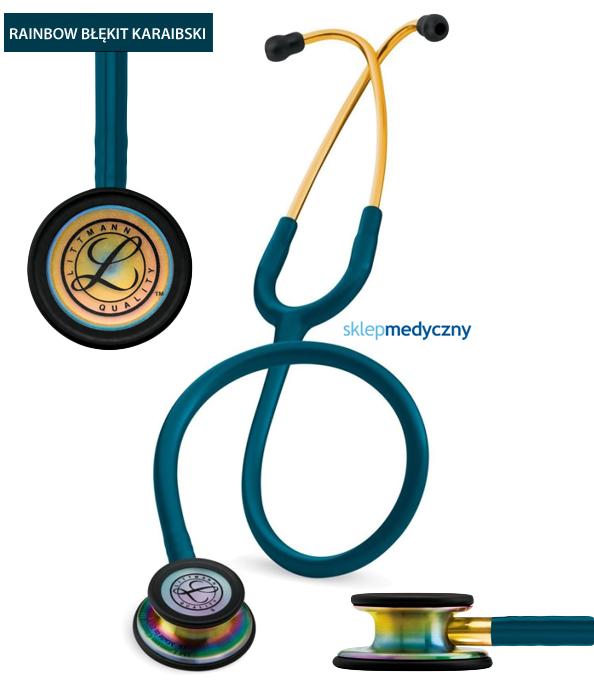 Stetoskop Littmann Classic III Rainbow Edition 5807 b³êkit karaibski
