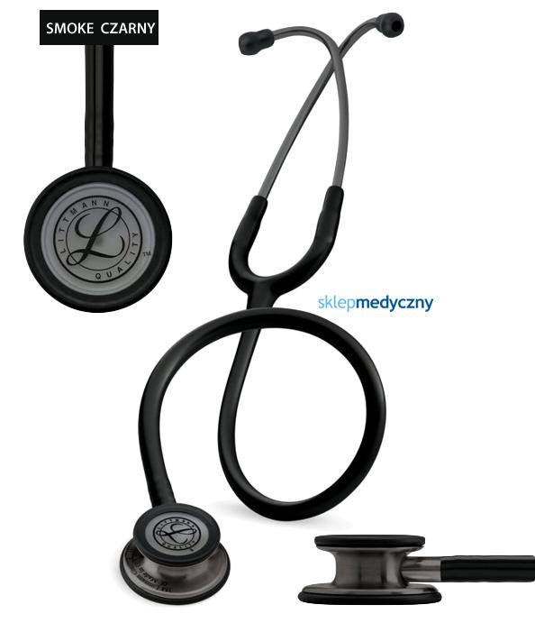 Stetoskop Littmann Classic III Smoke Edition czarny