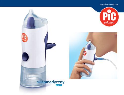 nebulizator do oczyszczania nosa i zatok Rino Shower