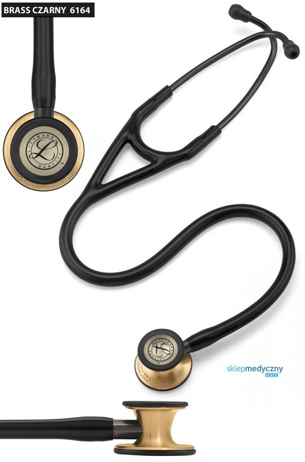 Stetoskop Littmann Cardiology IV Brass Finish