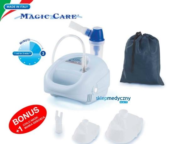 Inhalator Magic Care GHIBLI firmy Flaem Nuova
