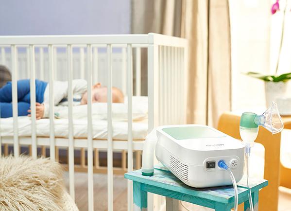 Inhalator Omron DuoBaby NE-C301-E