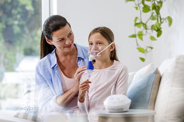 Inhalator pneumatyczno-t³okowy Philips Home Nebulizer