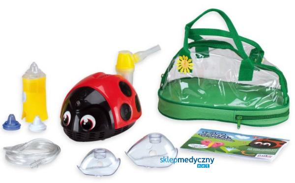 inhalator mr beetle lella la coccinella
