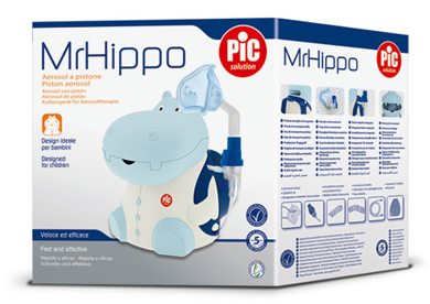 inhalator t³okowy pic solution artsana mr Hippo