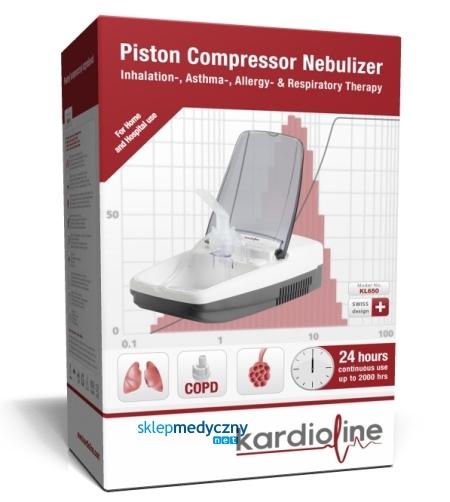 Inhalator t³okowy Kardioline KL650