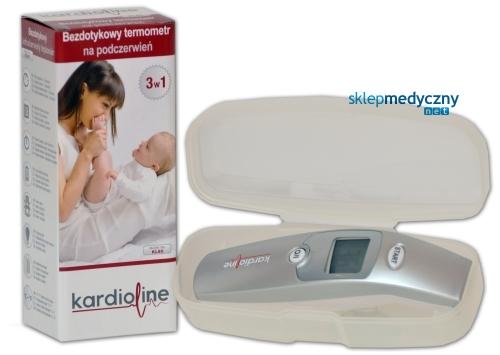 Termometr bezdotykowy Kardioline KL80 NEW