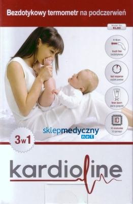 Bezdotykowy termometr na podczerwieñ KL80