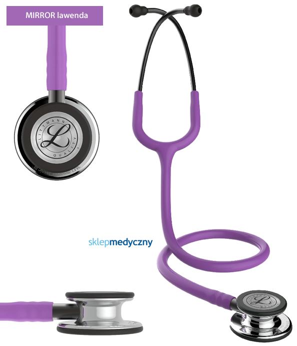 Stetoskop Littmann Classic III Mirror Edition 5865 lawenda