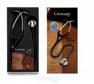 Stetoskop 3M Littmann Master Cardiology