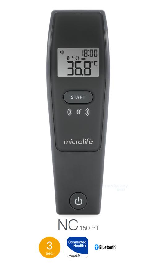 Microlife NC 150 BT termometr bezkontaktowy