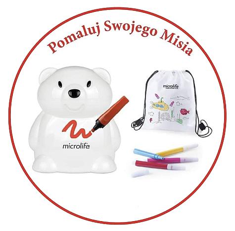 Inhalator dla dzieci Microlife NEB 400 Mi¶