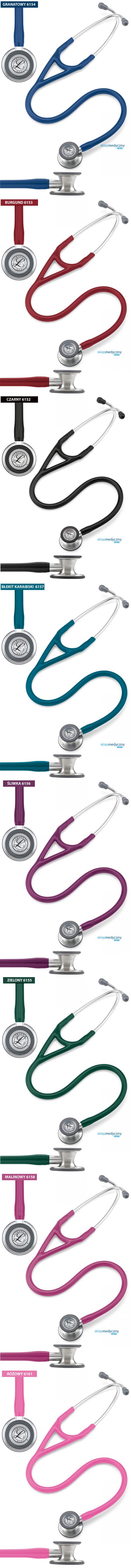 Stetoskop Littmann Cardiology IV