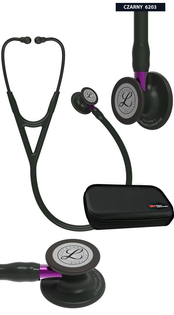 Stetoskop Littmann Cardiology IV Stem Edition 6203