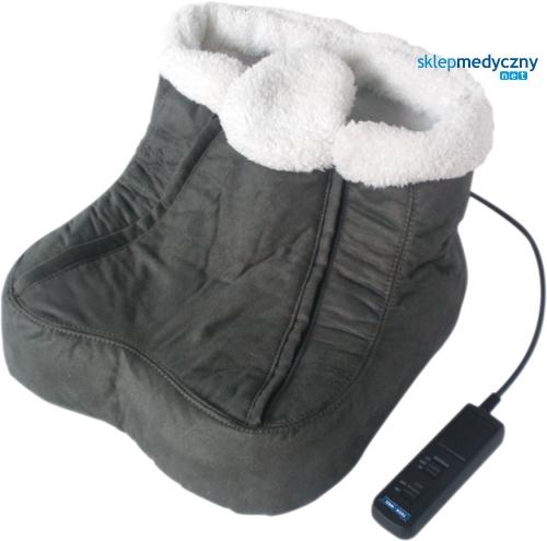 Elektryczny but ogrzewaj±co masuj±cy TECH-MED TM-5704